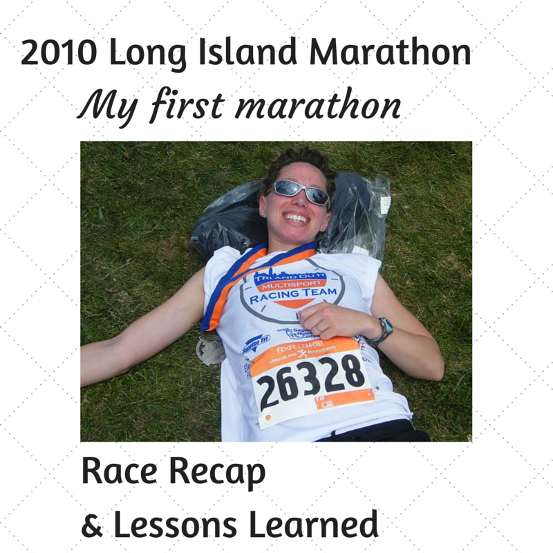 The Long Island Marathon