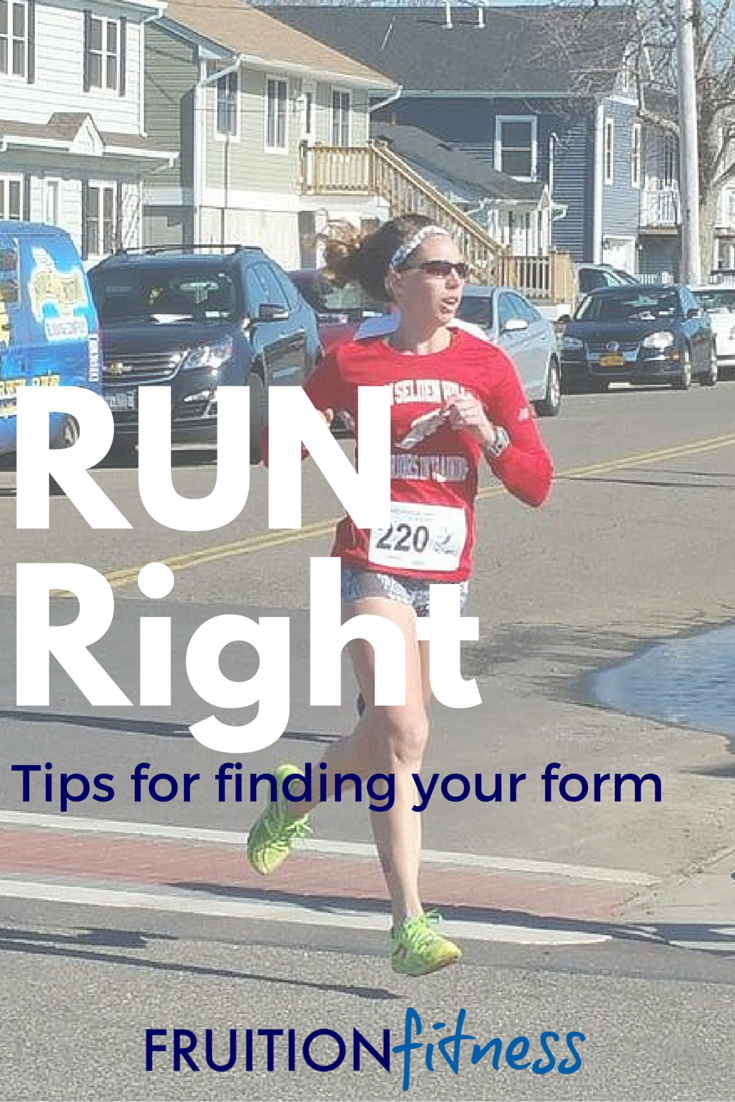Run Right: Tips for proper running form