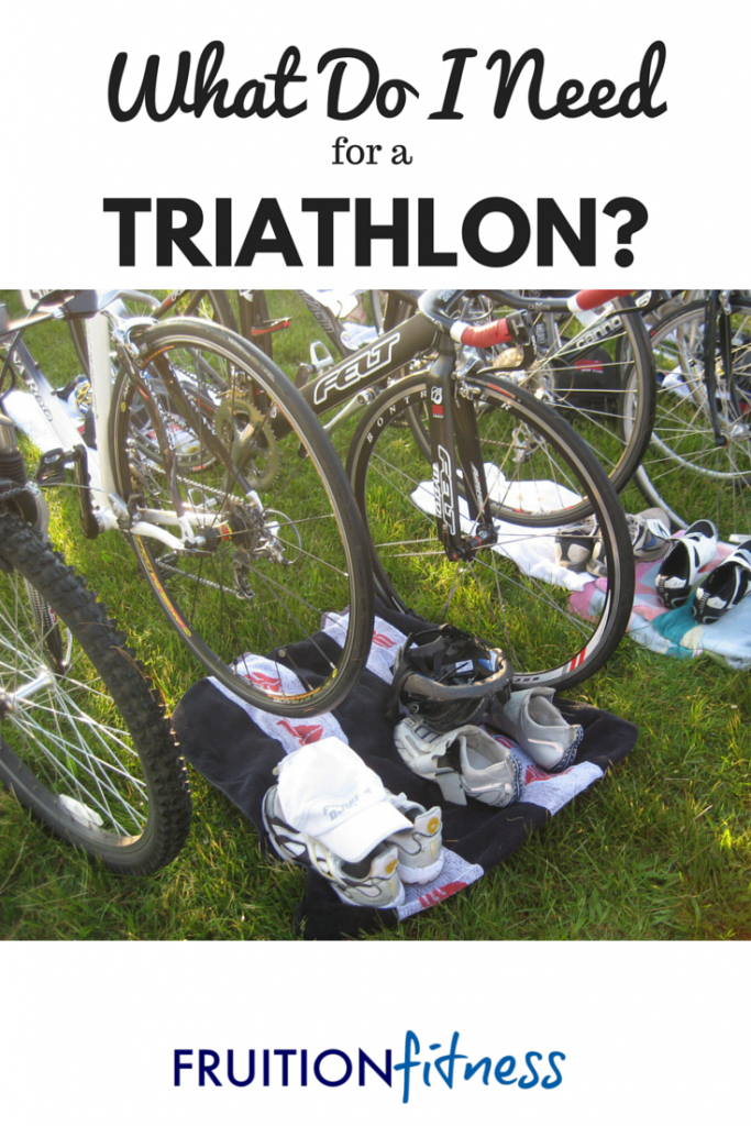What Do I Need For a Triathlon