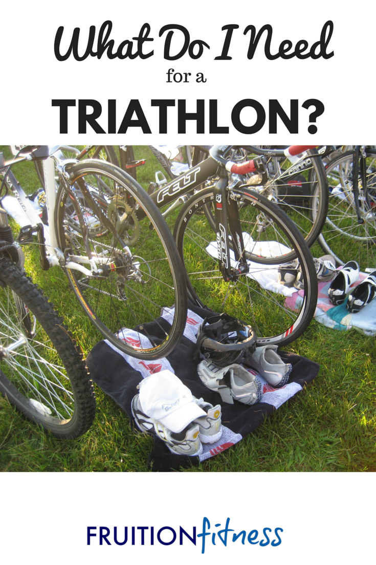 What Do I Need For a Triathlon?