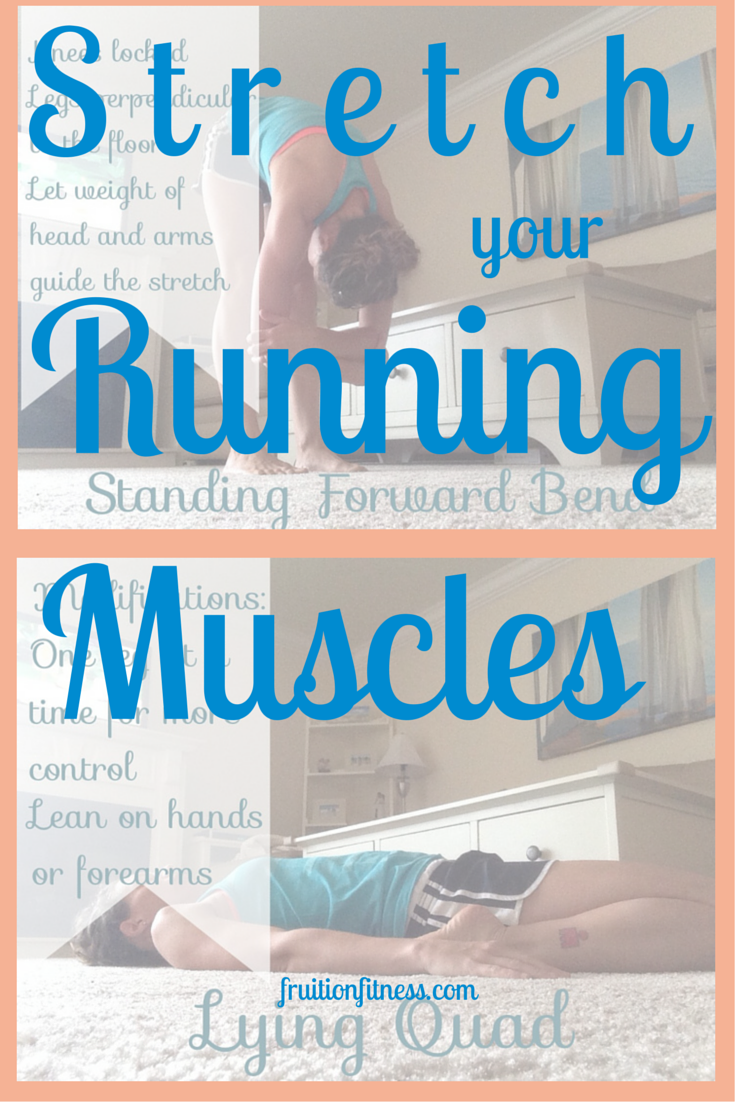 Stretch Your Running Muscles With 3 Simple Stretches