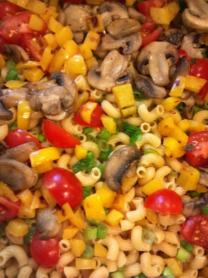 'Kitchen Sink' Italian Pasta Salad