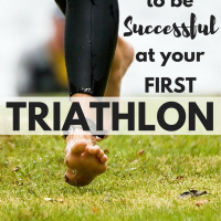 Tips to be successful at your first triathlon