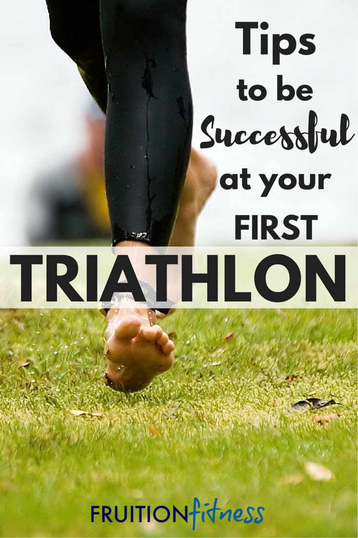 5 Tips to be Successful at Your First Triathlon