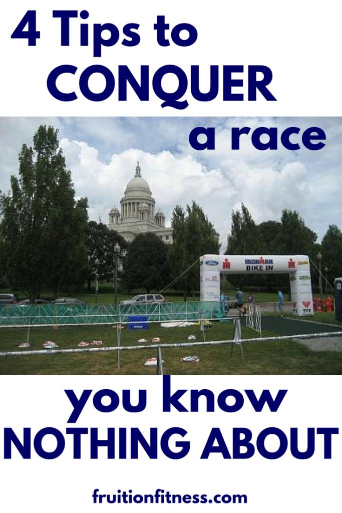 Conquer a race