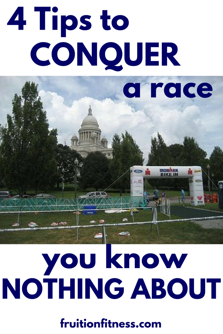 4 Tips to Conquer a Race You Know Nothing About