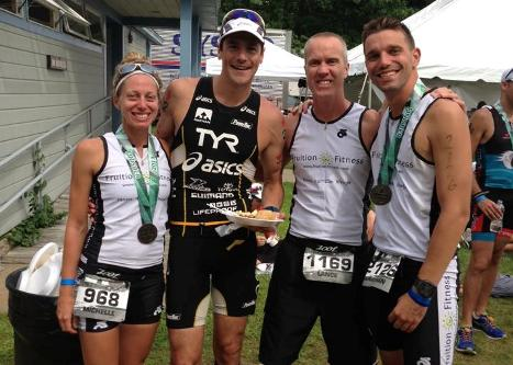 Timberman 70.3 Race Report
