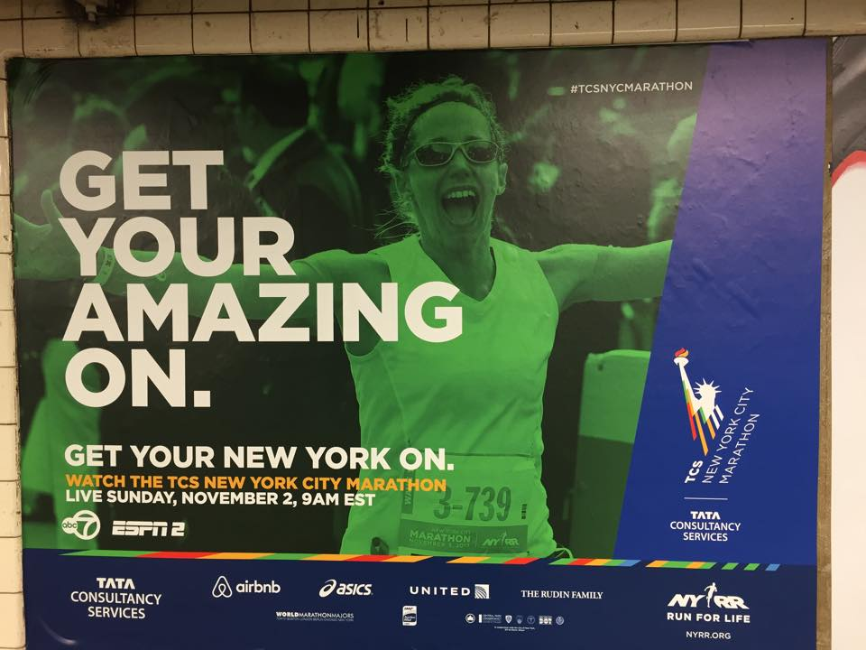 My 15 Minutes of New York City Marathon Fame