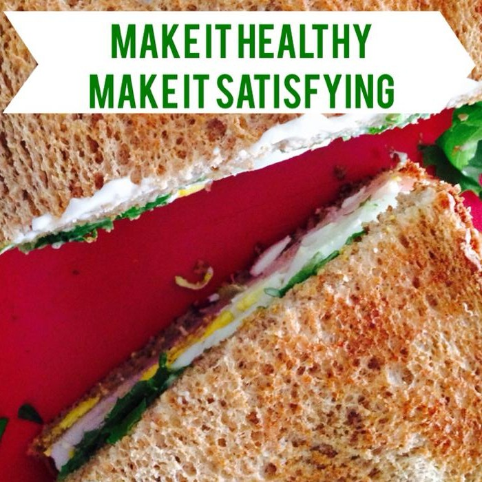 Healthy Lunchtime Ideas