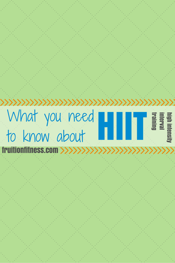 About HIIT Workouts