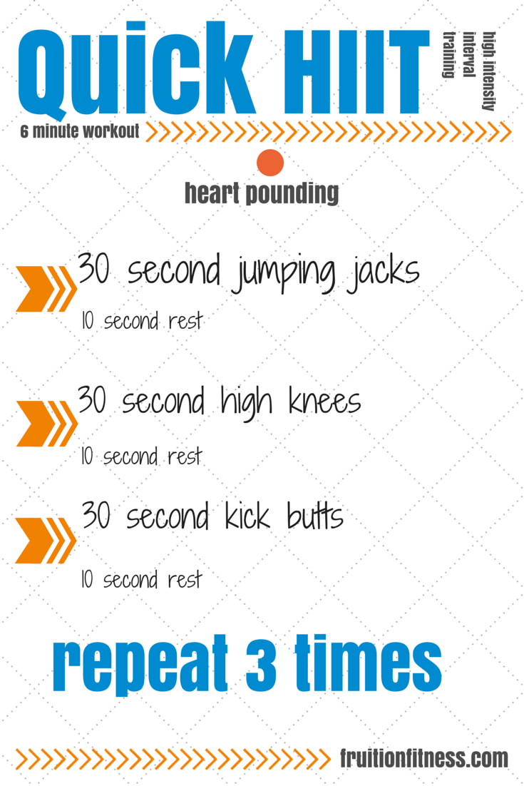 What You Need To Know About HIIT Workouts