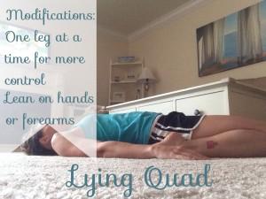 Lying Quad