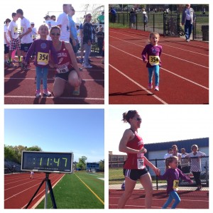 Mother's Day Mile