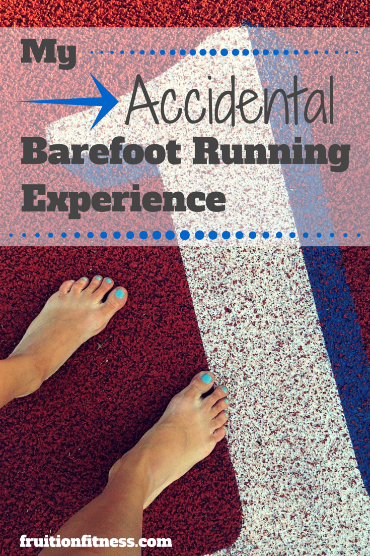 My Accidental Barefoot Running Experience