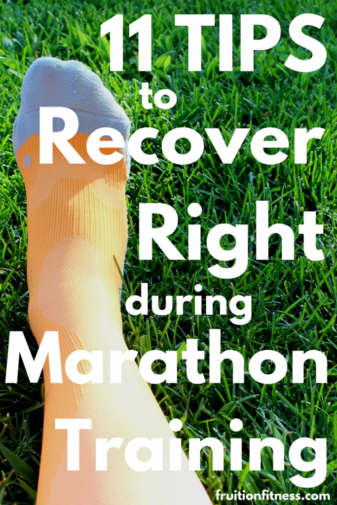 Marathon Training Recovery