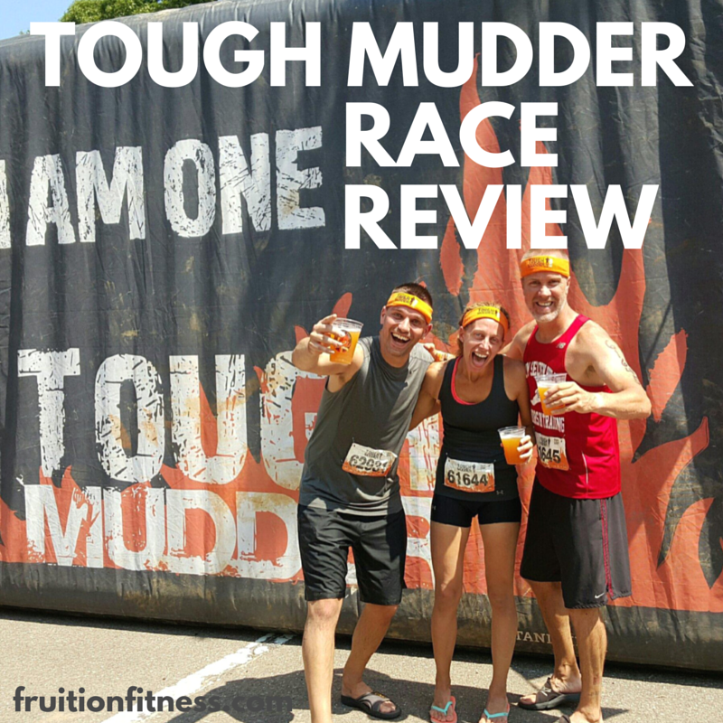 Tough Mudder Race Review