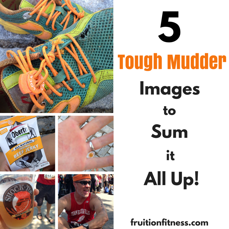 5 Tough Mudder Images to Sum it All Up!