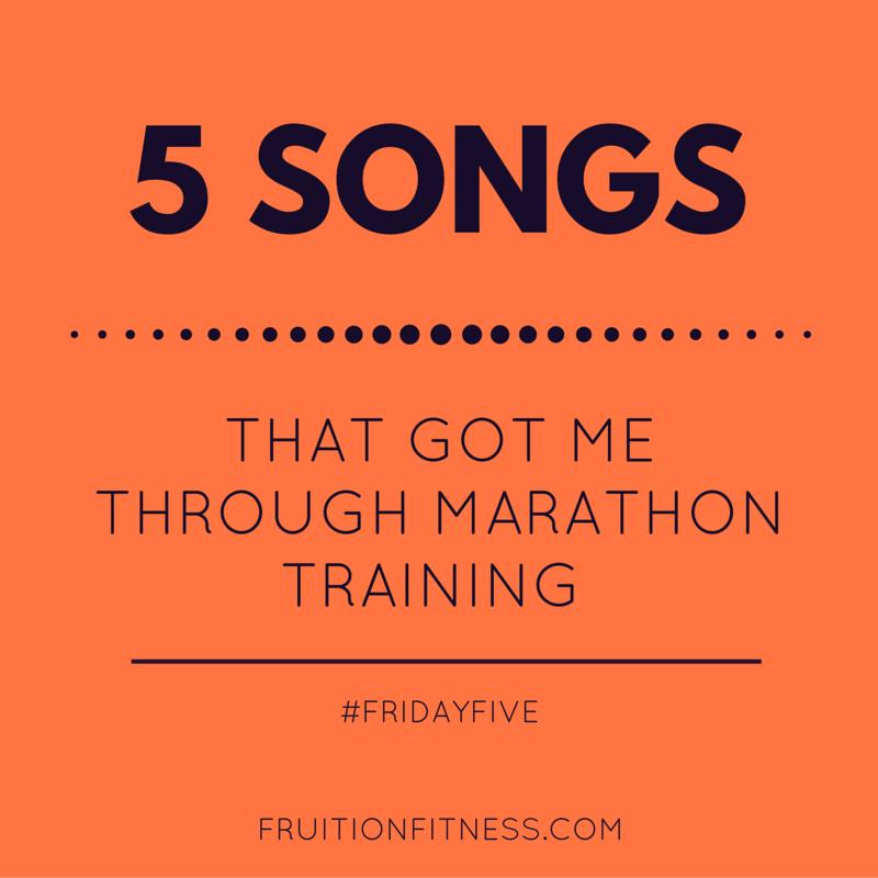 5 Songs That Got Me Through Marathon Training