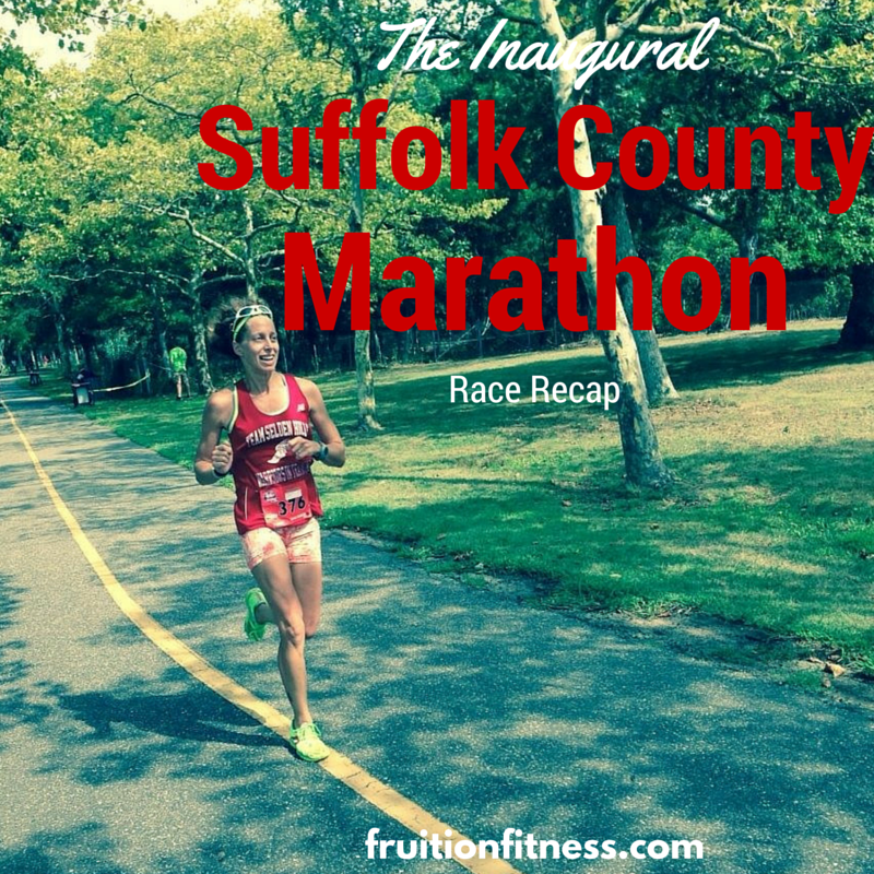 The Inaugural Suffolk County Marathon Race Recap