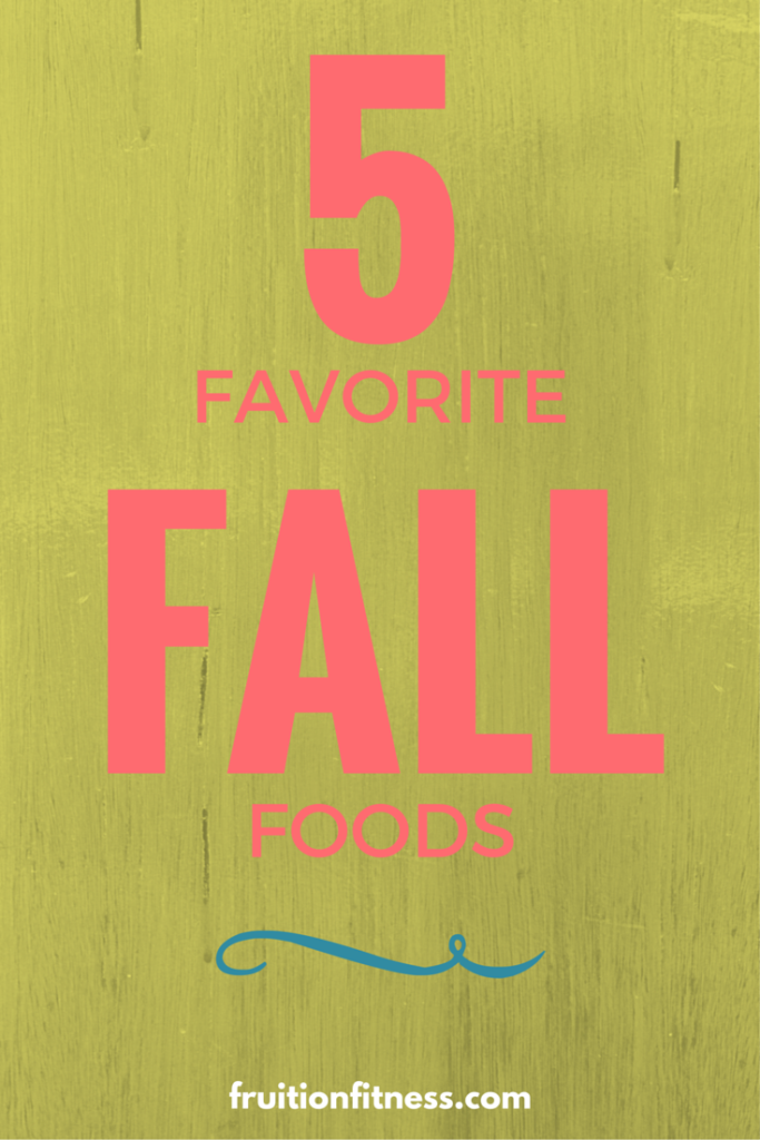 Fall Foods