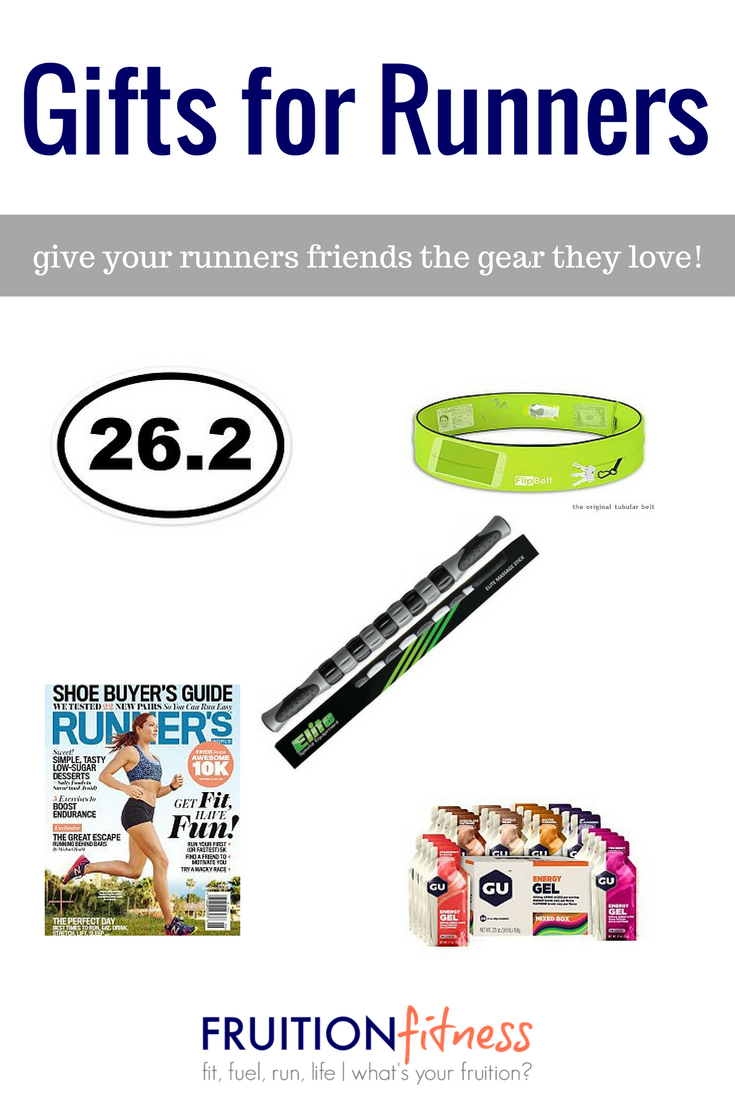 10 Great Gifts for Runners - Fruition Fitness