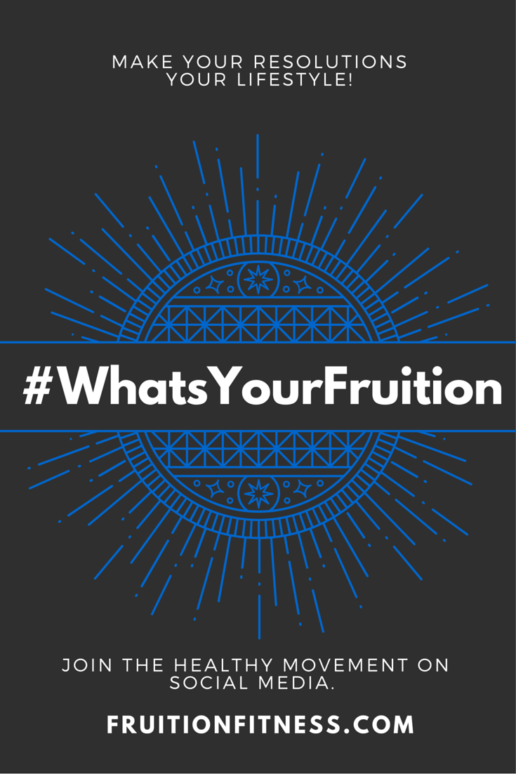 #WhatsYourFruition
