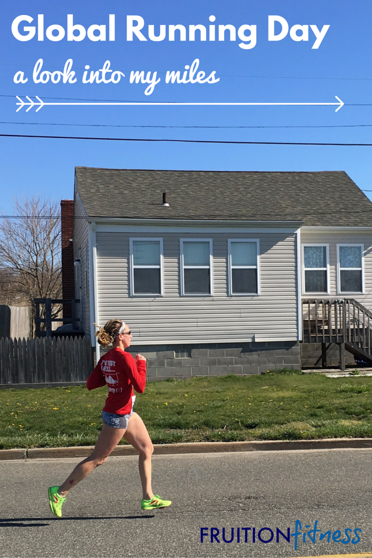 Global Running Day Interview: A look into my miles