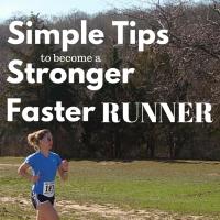 Stronger, Faster Runner
