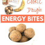 Chai Cookie Dough Energy Bites