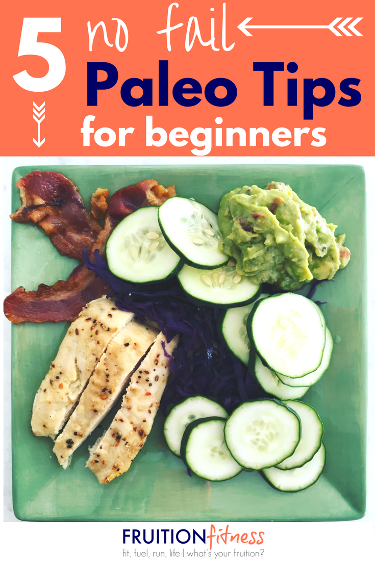 5 Paleo Tips for Beginners
