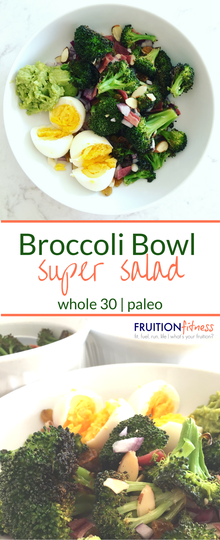 Broccoli Bowl Super Salad