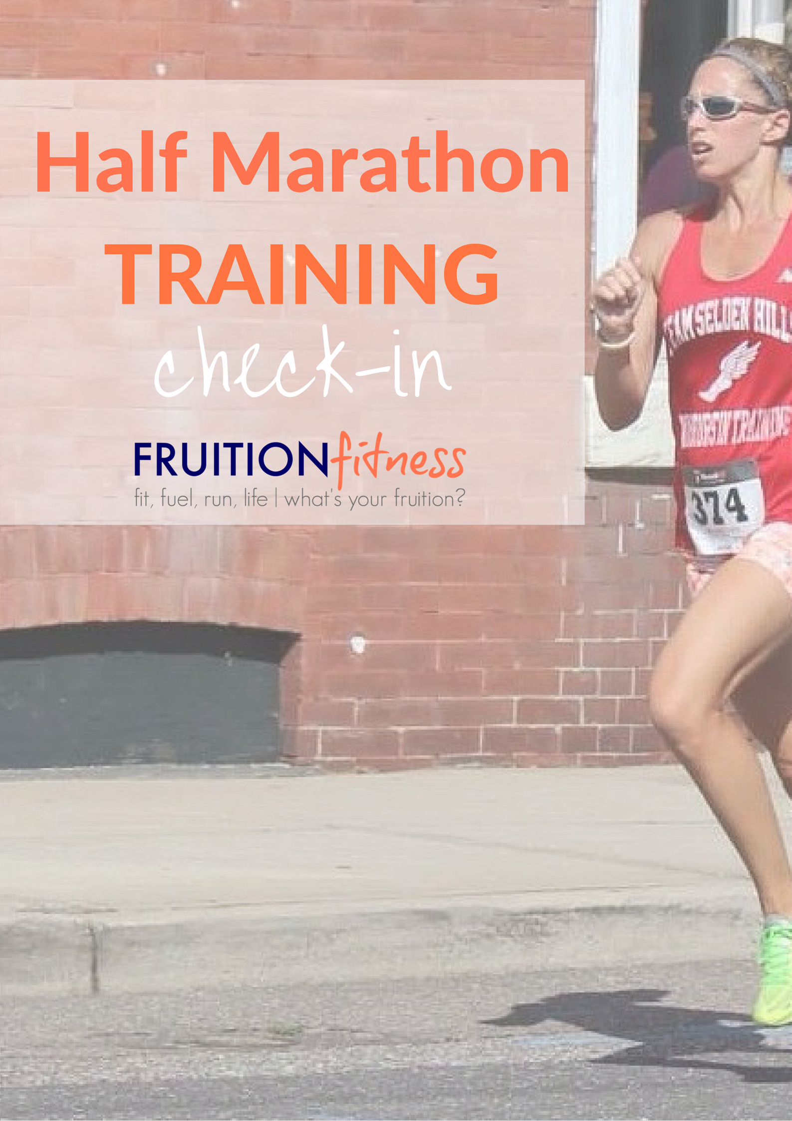 Half Marathon Training Check In (1)