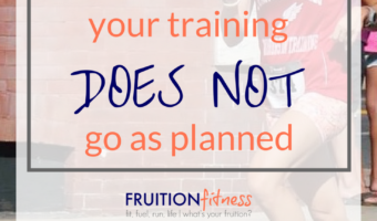 What to do When Your Marathon Training Does Not Go as Planned