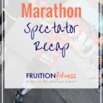 New York City Marathon Spectator Recap