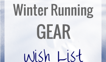 Winter Running Gear Wish List