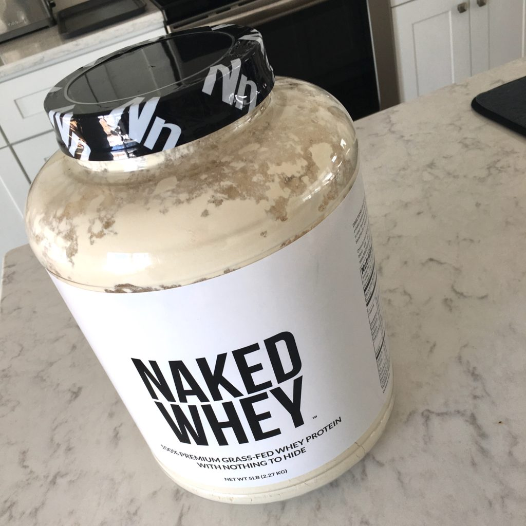 Naked Protein Powder