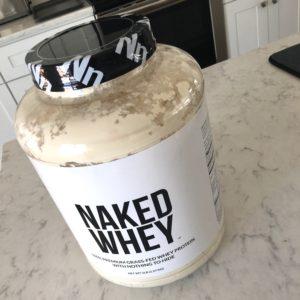 Naked Protein Powder